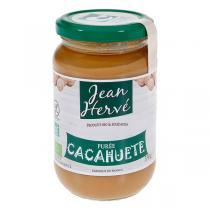 Jean Hervé - Lot de 3 purées de Cacahuète bio 350g