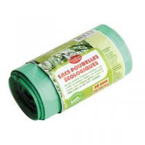 La Droguerie écologique - Sacs Poubelle 30x30 Litres - 3x30 sacs