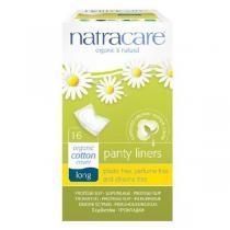 Natracare - Protège-slip long en pochettes x 16