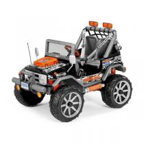 Peg Perego - Gaucho Rock'in - 4x4 2 places 12 volts - Dès 3 ans