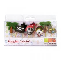 ScrapCooking - 8 bougies Pirate