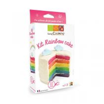 ScrapCooking - Kit Rainbow cake