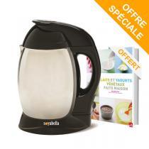 Soyabella - Appareil à laits végétaux SB-130 + Livre offert