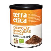 Terra Etica - Chocolat en poudre bio instantané 400 g