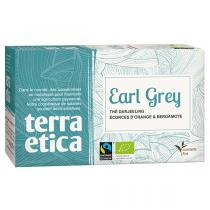 Terra Etica - Thé Earl Grey bio 36 g