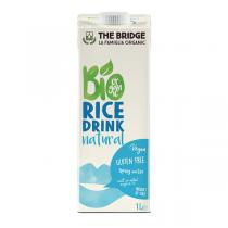 The Bridge - Lot de 3 Boisson au riz Nature - 1L