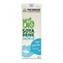 The Bridge - Lot de 3 Boisson végétale Soja - 1L