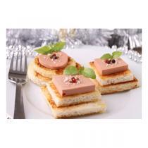 Tipain - Toasts de foie gras mi-cuit
