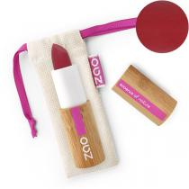 Zao MakeUp - Rouge à lèvres Soft Touch 436 Rouge Pourpre