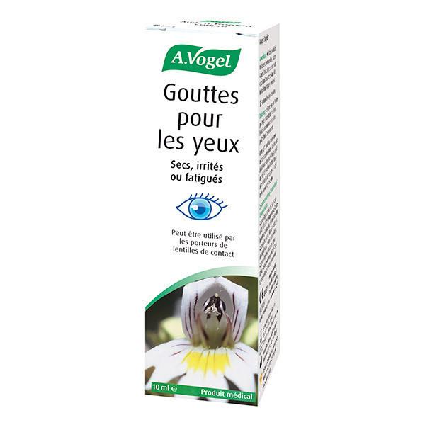 A.Vogel - Gouttes pour les Yeux 10mL