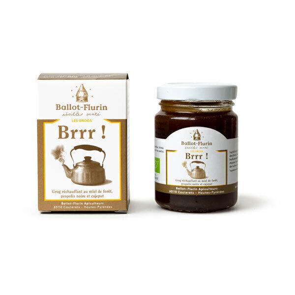 """Ballot-Flurin - Grog réchauffant """"Brrr!"""" 125g"""