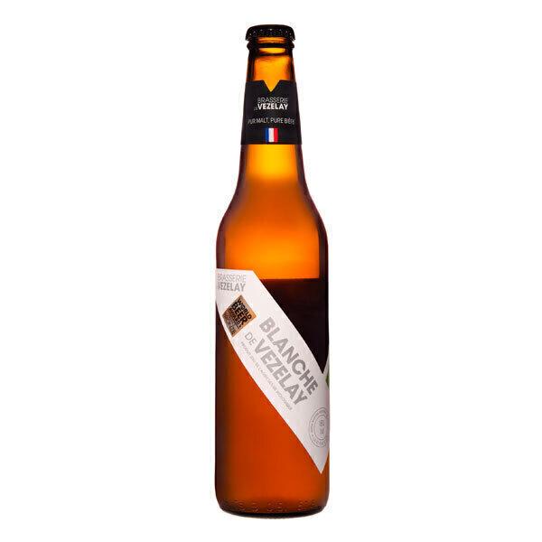 Brasserie de Vézelay - Bière blanche de Vézelay 50cl