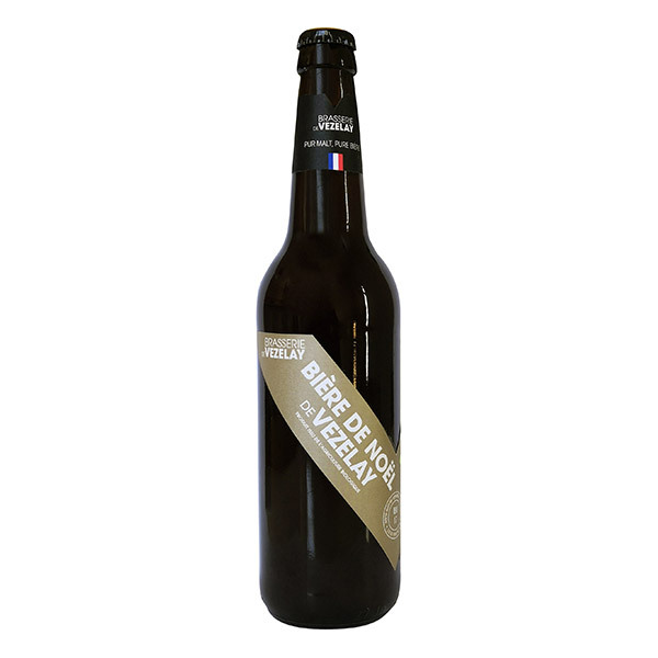 Brasserie de Vézelay - Bière de Vézelay de Noël 50cl