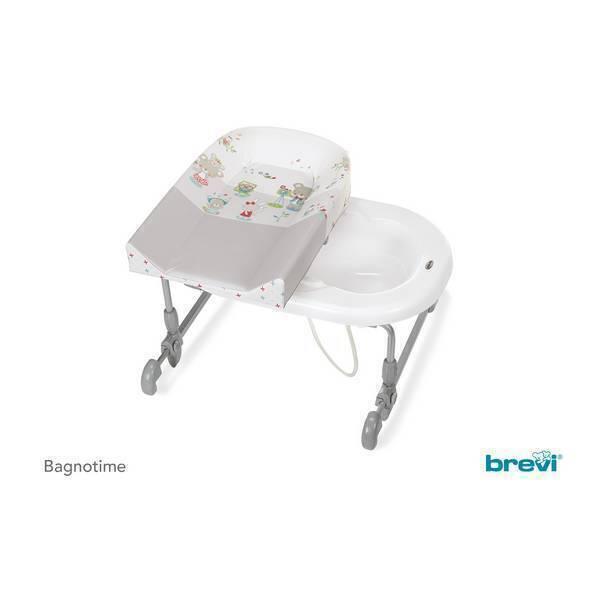 Table à Langer Baignoire Bagnotime Koko Multico Brevi