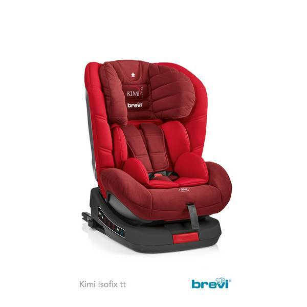 si ge auto kimi isofix tt gr0 1 2 rouge brevi la r f rence bien tre bio b b. Black Bedroom Furniture Sets. Home Design Ideas