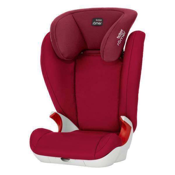kid ii gr 2 3 flame red britax r mer. Black Bedroom Furniture Sets. Home Design Ideas