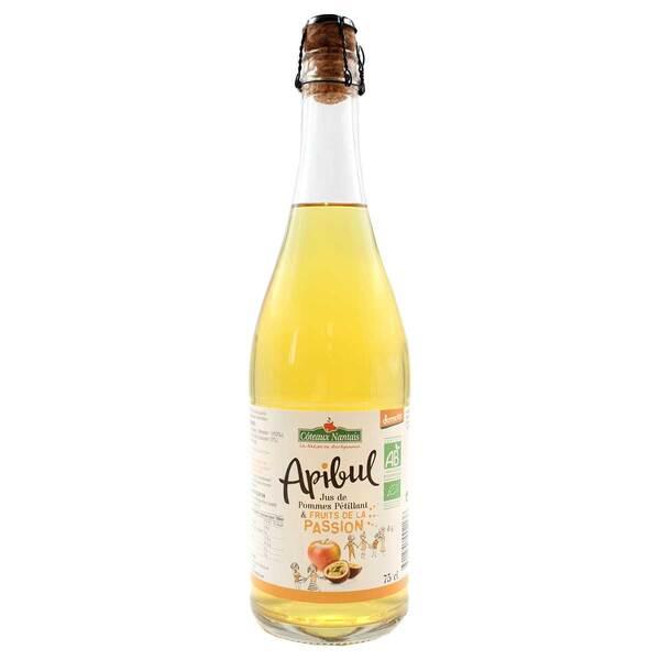 Côteaux Nantais - Apibul pommes fruits de la passion Demeter 75cl
