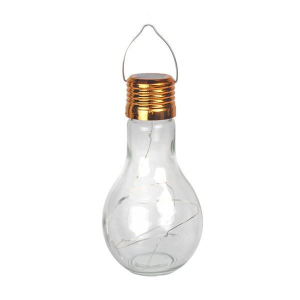 Lampe de table solaire Ampoule Galix | Acheter sur Greenweez.com