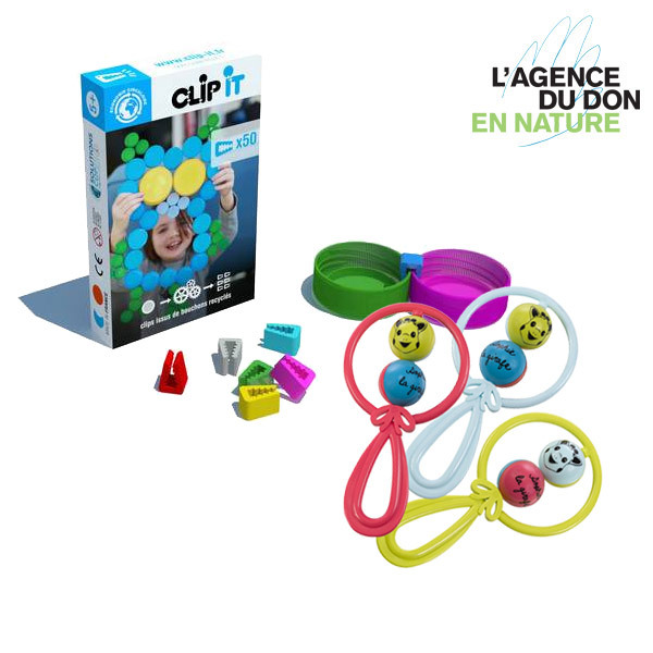 Packs don en nature - Pack don en nature Jouets