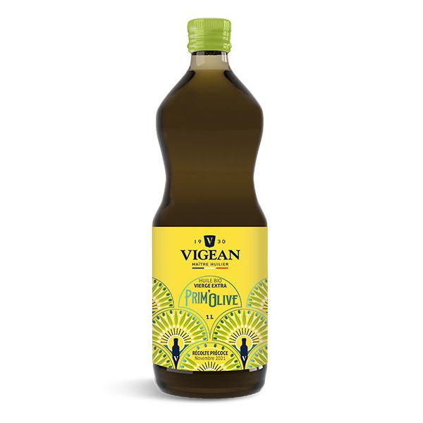 Huilerie VIGEAN - Prim'Olive 2021 1L