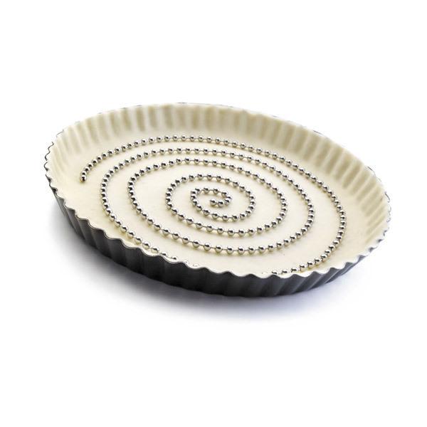 Lacor - Chaîne fond de tarte en inox