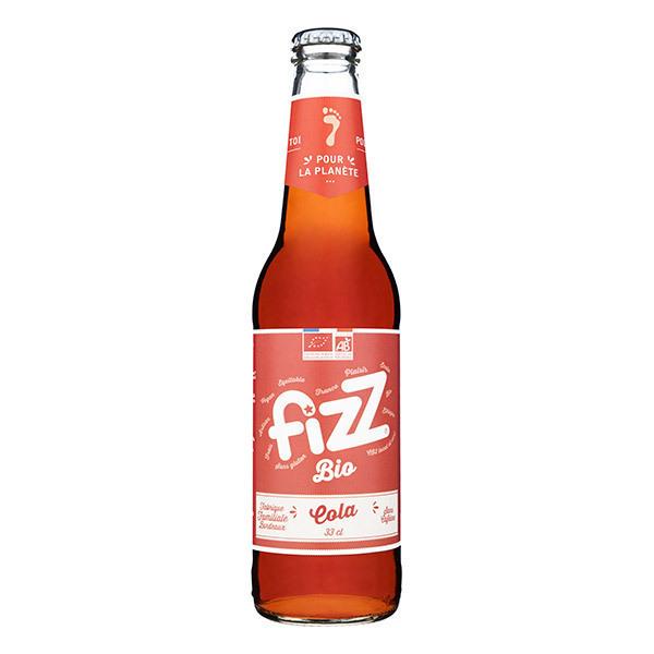 Maison Meneau - Fizz Cola bio - 33 cl