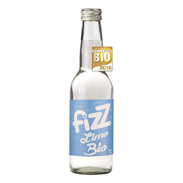 Maison Meneau - Fizz Limo bio - 33 cl