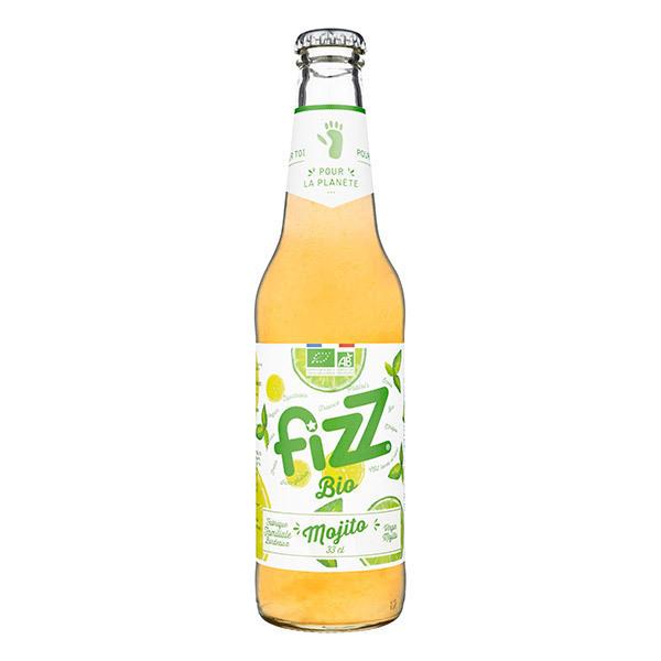 Maison Meneau - Fizz Mojito bio - 33 cl