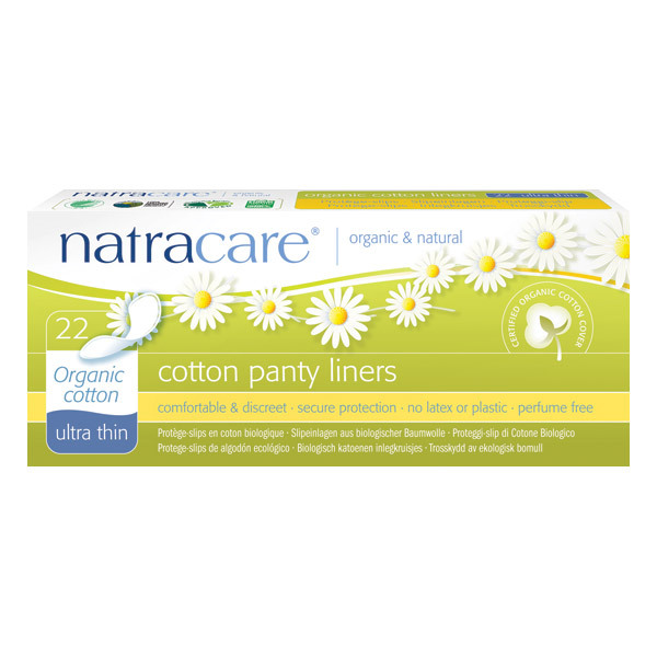 Natracare - Lot de 3 x Protège-Slips Ultra Fins x22