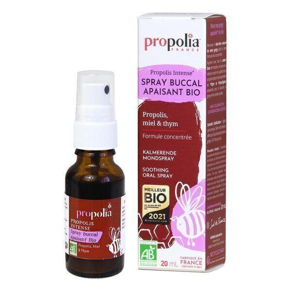Propolia - Spray Buccal Apaisant Bio 20mL