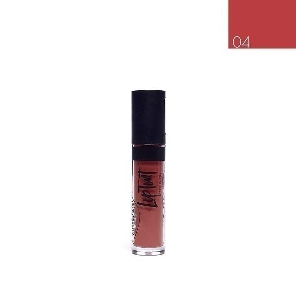 PuroBIO Cosmetics - Rouge à lèvres liquide Lampone scuro