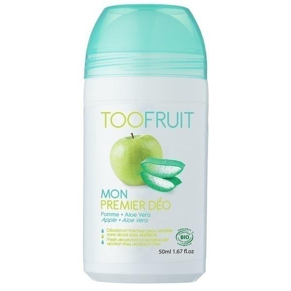 TOOFRUIT - Mon premier déo Pomme Aloe - 50 ml