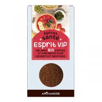 Aromandise - Epices santé Esprit vif - 70 g