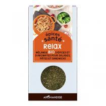 Aromandise - Epices santé Relax - 35 g