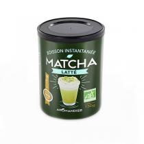 Aromandise - Matcha latte - 150 g