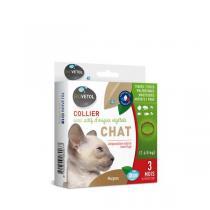 Biovetol - Collier antiparasitaire margosa chat