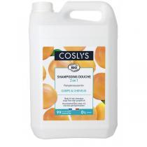 Coslys - Shampooing Douche Pamplemousse 5L