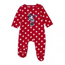 Disney Baby - Pyjama Minnie - Rouge - 9 à 24 mois
