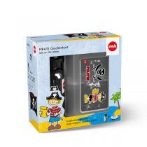 Emsa - Set cadeau boîte et gourde Variabolo Pirate