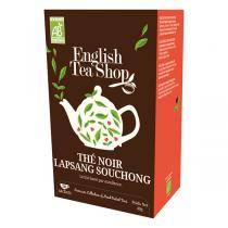 English Tea Shop - Thé Noir Lapsang Souchong - 20 sachets