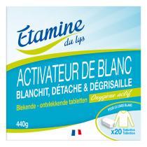Etamine du Lys - Activateur linge blanc x20