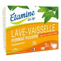 Etamine du Lys - Poudre lave-vaisselle 1,3 kg