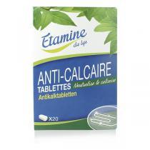 Etamine du Lys - Tablettes anti-calcaire x20