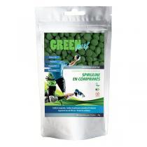 Gourmet Spiruline - Green Perf - Spiruline x 1000 Comprimés - 500 g