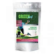 Gourmet Spiruline - Green Perf - Spiruline en Cristaux - 500 g