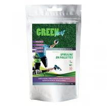 Gourmet Spiruline - Green Perf - Spiruline en Paillettes - 90 g