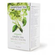 Hampstead tea - Green selection - 20 sachets