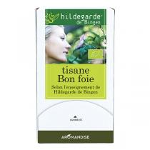 Hildegarde de Bingen - Tisane Bon foie - 18 x 1,5 g
