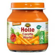 Holle - Petit pot Carotte bio - 125 g