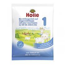 Holle - Lait pour nourrissons 1 au lait de chèvre bio - Portion 20 g